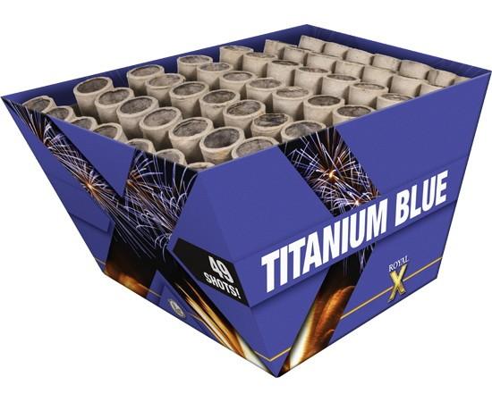 Titanium Blue von Lesli