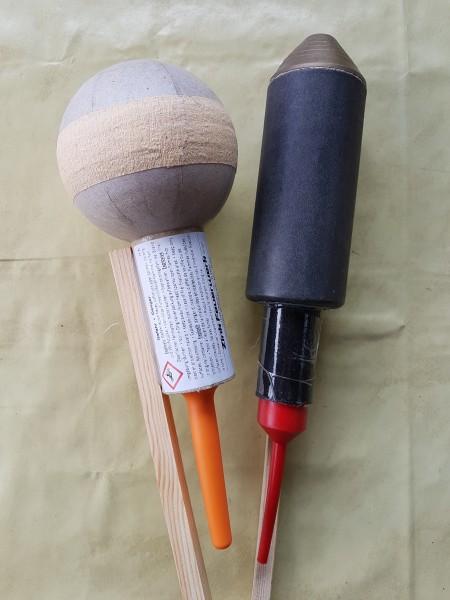 Zink Rakete 920