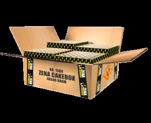 Zena cakebox