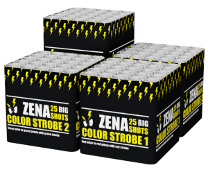 Zena color strobe series von Zena
