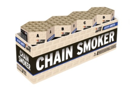 Chain Smoker von Lesli