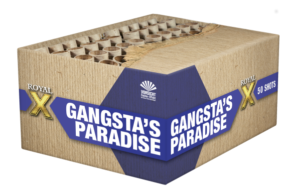 Gangsta's Paradise von Lesli