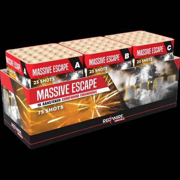 Massive Escape von Lesli