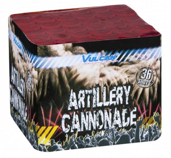 Artillery Cannonade von Vulcan Fireworks