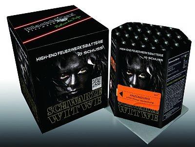 Schwarze Witwe von Blackboxx