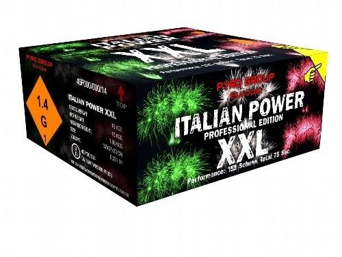 Italian power XXL von Pyrotrade