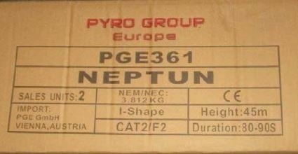 Neptun 2 von Pyrotrade