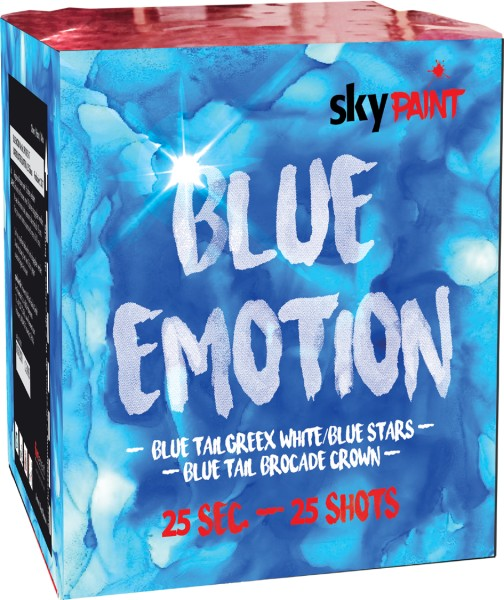Blue Emotion von Fireevent