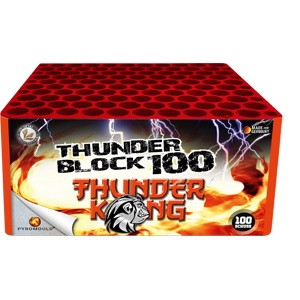Thunderblock 100(Knock Out) von Lesli