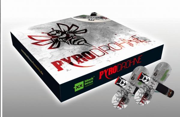 Pyrodrohne von Blackboxx