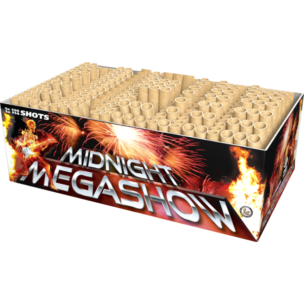 Midnight Megashow von Lesli