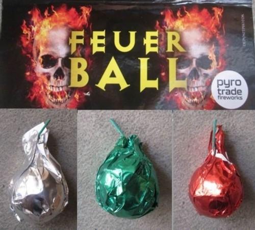 Feuerball von Pyrotrade