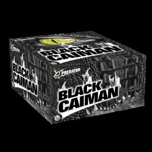 Black Caiman von Lesli