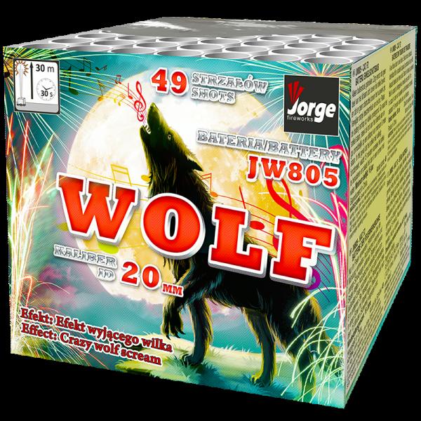 Wolf von Jorge JW805