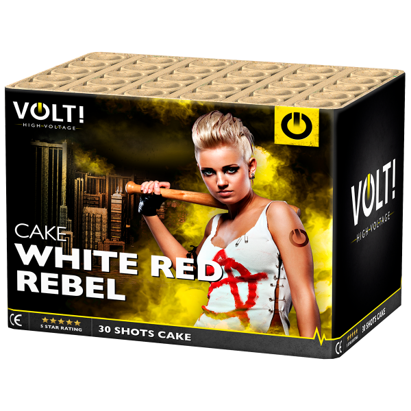 White Red Rebel von Volt
