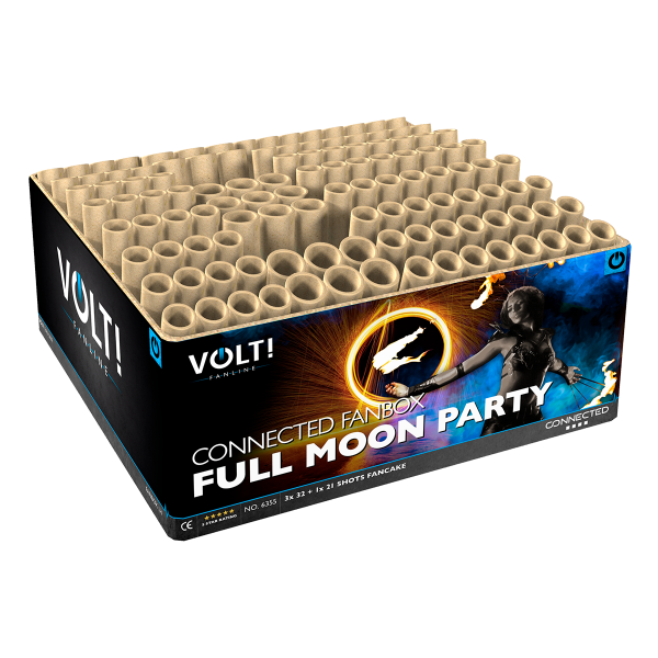 Full Moon Party von Volt