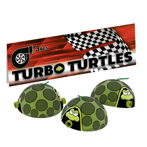 Turbo Turtles Lesli